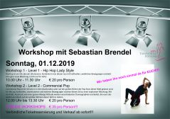 Workshop mit Sebastian Brendel